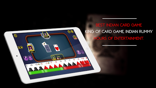 Rummy offline King of card game 1.1 Screenshots 17