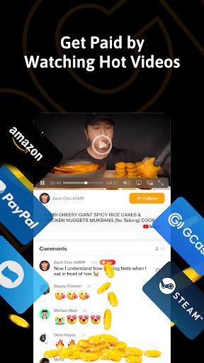 ClipClaps - Reward your interest  screenshots 1