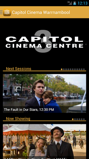 Capitol Cinema screenshots 1
