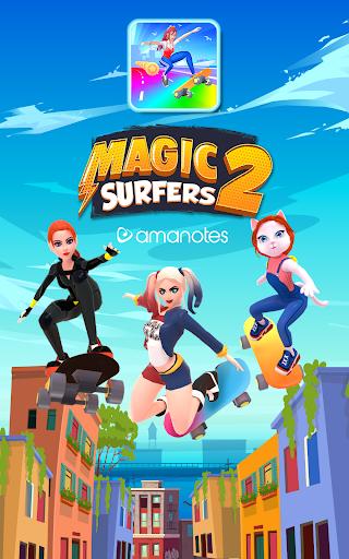 Magic Surfers 2  screenshots 14