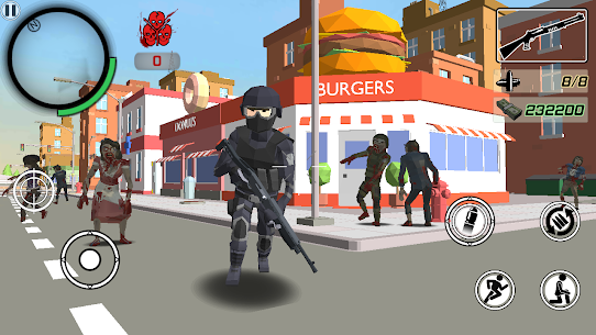 Smasher Crusher Zombie Killer Hack Online (Android iOS) 4