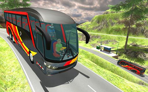 Bus Driving Simulator Public Coach offroad Game 1.0.2 screenshots 4