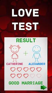 Love Test 1.7 screenshots 3