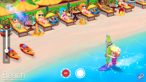 My Little Paradise : Resort Management Game Apkfinish screenshots 18