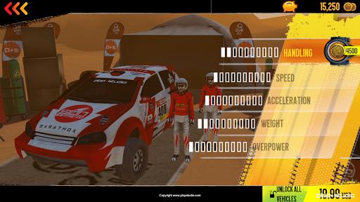 Dark Rally  screenshots 3