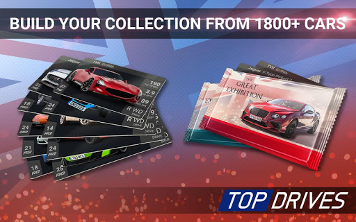 Top Drives u2013 Car Cards Racing  screenshots 10