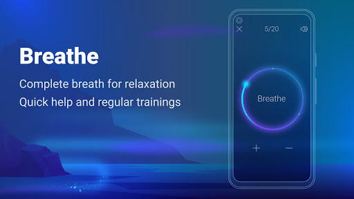 Stress Control Norbu: game, breathing, meditation android2mod screenshots 5