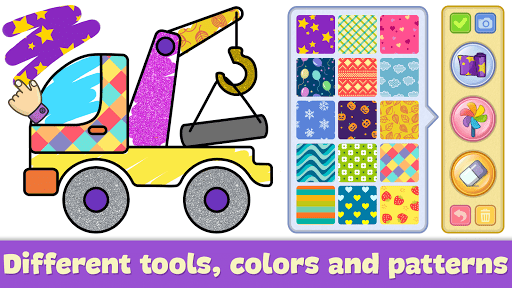 Coloring and drawing for kids  screenshots 2