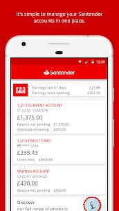 Santander Mobile Banking 1