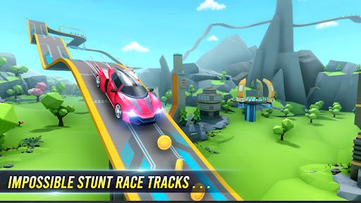 Mega Ramps - Galaxy Racer  screenshots 4