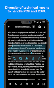 FullReader – e-book reader MOD (Premium) 4