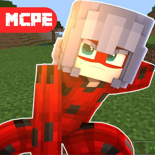 Mod LadyBug For Minecraft PE