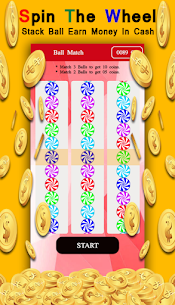 Stack Ball Earn Money APK + MOD (Unlimited Money) 4