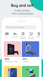 Wallapop - Buy & Sell Nearby Screenshot