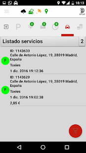 eTaxi (Driver) Screenshot