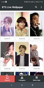 BTS Live Wallpaper