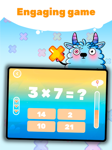 Engaging Multiplication Tables - Times Tables Game 1.1.5 screenshots 9