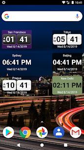 World Clock Widget 2