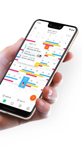 AppClose - co-parenting app  Screenshots 1