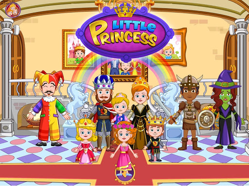 My Little Princess Castle - Playhouse & Girls Game  screenshots 10