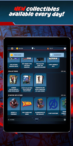Marvel Collect! by Toppsu00ae Card Trader screenshots 13