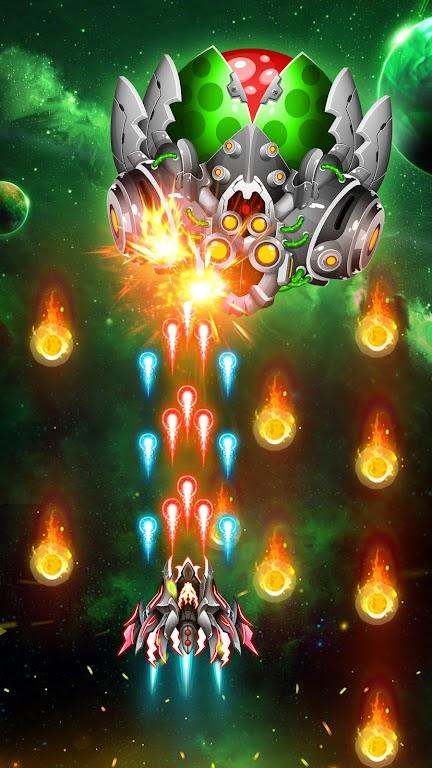 Space Shooter: Alien vs Galaxy Attack (Premium) poster 12