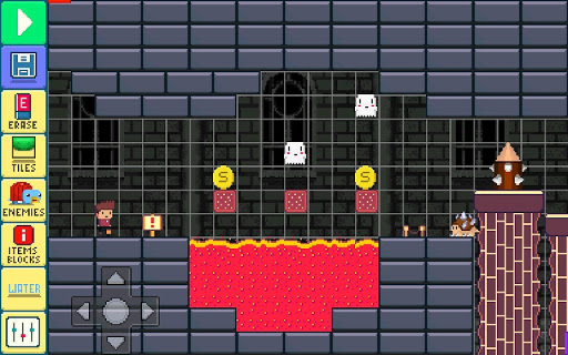 Sam's Level Maker u00a0ud83cudfd7 screenshots 2