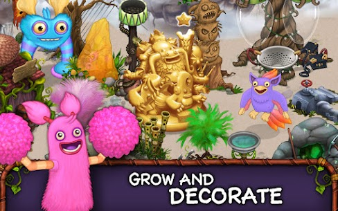 My Singing Monster Mod Apk 3.3.1 (Unlimited Money) in 2021 9