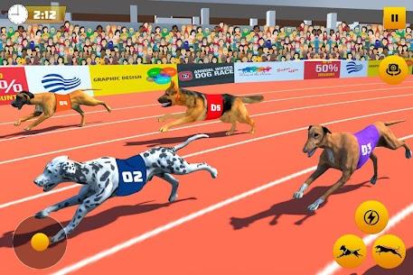 Dog Race Sim 2019: Dog Racing Games 2