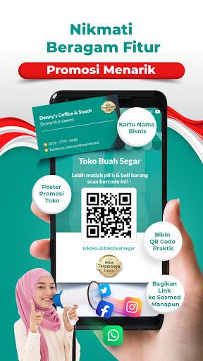 Tokoko Seller | Buat Toko Online Shop Gratis apktram screenshots 7