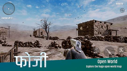 Faugi Veer : Indian Soldier 3d Shooter OFFLINE 1