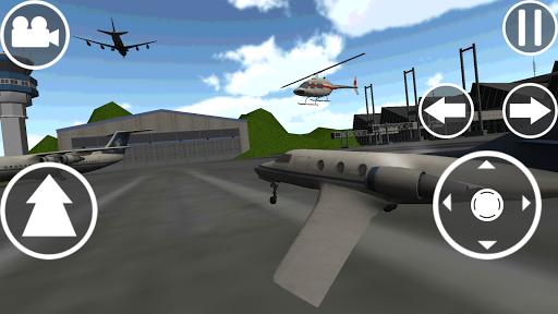 airplane parking 3d screenshot 3
