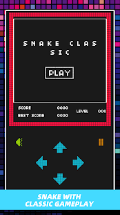 Snake Classic Game - Free Casual Retro Games