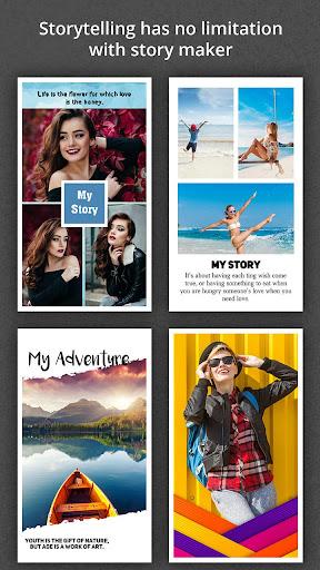 Foto do Story Maker for WhatsApp, Facebook, Instagram