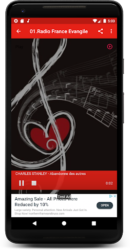 Radios Chru00e9tiennes 3.0 screenshots 3