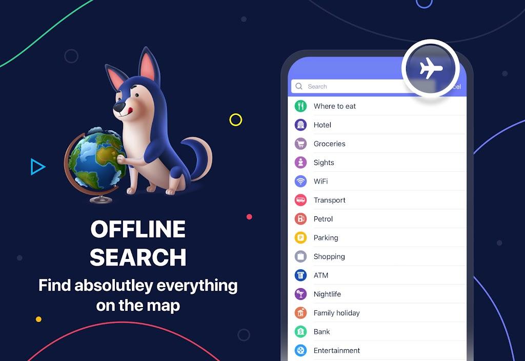 MAPS.ME – Offline maps, travel guides & navigation  poster 2