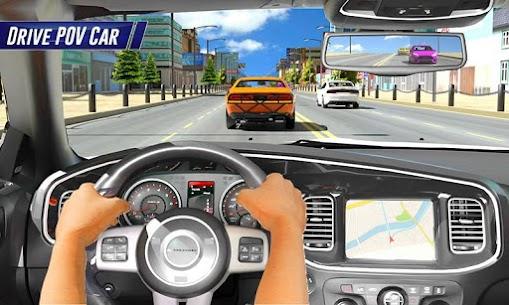 gerçek araba araba sürüş sürücü simülatörü Apk Son Sürüm 2021 4