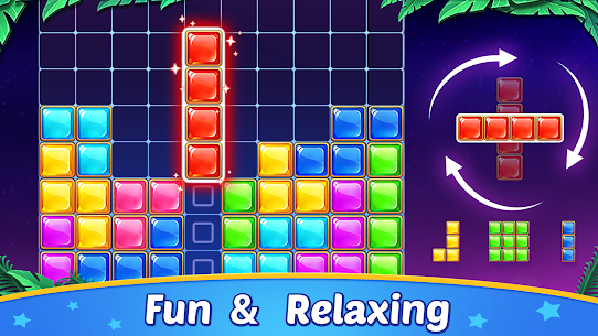 Block Puzzle Apk Download NEW 2021 3