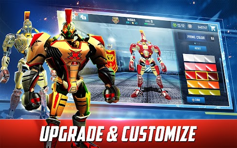 Real Steel World Robot Boxing MOD APK 59.59.116 (Unlimited money) 14