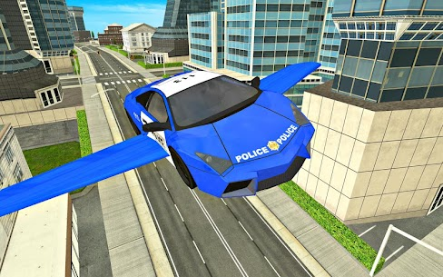 Police Flying Cars Futuristic For Pc (Windows 7, 8, 10 And Mac) 2