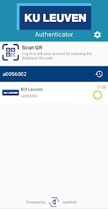 KU Leuven Authenticator For Pc, Windows 7/8/10 And Mac Os – Free Download 1