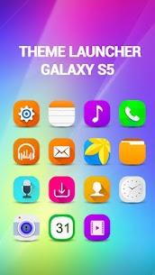 Galaxy S5 theme pro 3