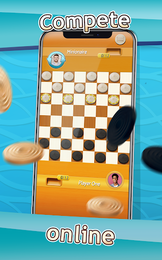 Checkers - Draughts Multiplayer Board Game 3.0.9 screenshots 8