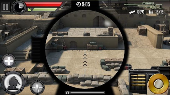 Modern Sniper Mod Apk 2.4 (Unlimited Gold) 7