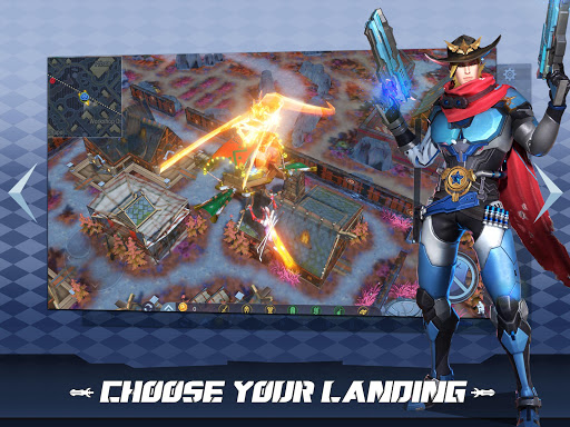 Survival Heroes - MOBA Battle Royale 2.3.1 screenshots 8