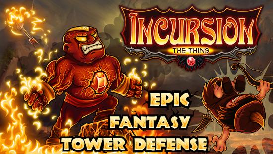Thing TD - Epic tower defense game apk