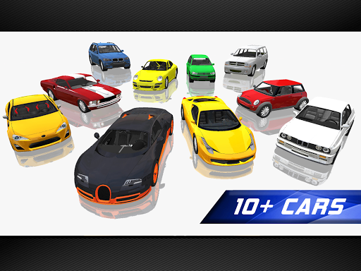 Racing in City - In Car Driving 3D Fast Race Game 2.0.2 screenshots 8