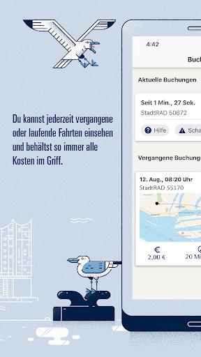 StadtRAD Hamburg apktram screenshots 4