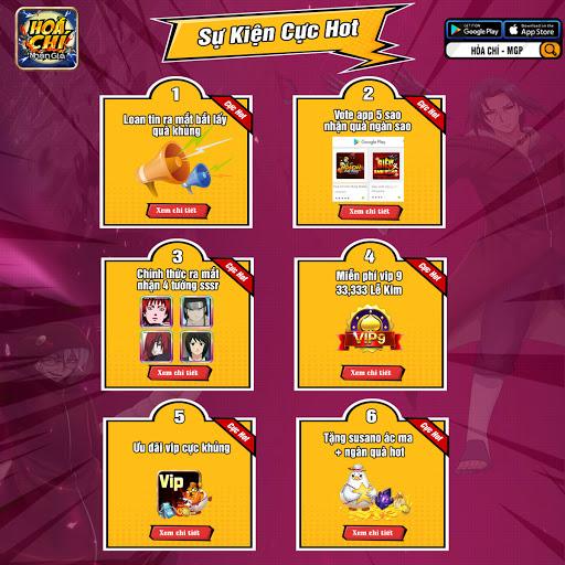 Hỏa Chí - MGP  screenshots 1