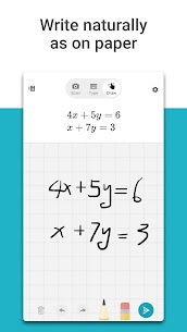 Microsoft Math Solver 2